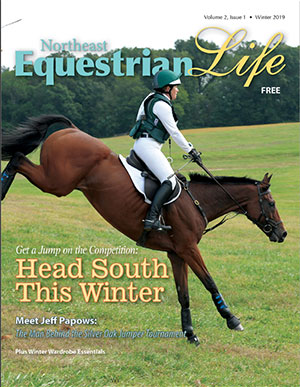 Current Edition of Northeast Equestrian Life