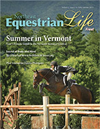 Cover of the Summer issue