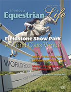 Northeast Equestrian Life cover from March/April 2018