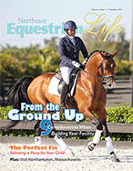 Northeast Equestrian Life cover from May/June 2018