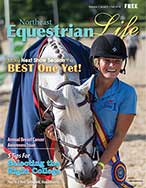 Northeast Equestrian Life cover from Fall 2018